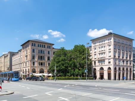 建筑位于MunichMaximilianstraße 35a 1