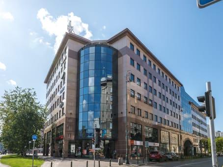 建筑位于WarsawAl. Jana Pawła II 29, Atrium Plaza, 5th floor, 29, Jana Pawała II Avenue 1