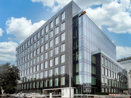 Lokalizacja budynku: ulica Grójecka Offices, Ul. Grójecka 208, 2 piętro, Warszawa 1