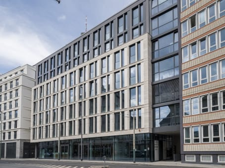 Building at Bethmannstr.8 / Berliner Str.51 in Frankfurt 1