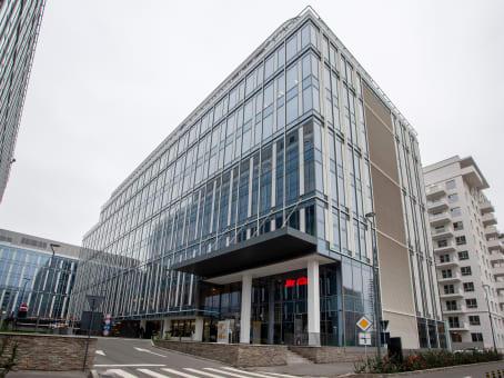 建筑位于BucharestAviator Popisteanu, 54A, Building 2, 1st, 2nd, 3rd Floors 1