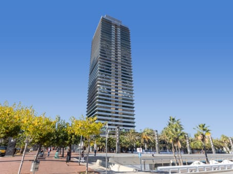 Building at Carrer de la Marina, 16-18, Mapfre Tower, 27th Floor in Barcelona 1