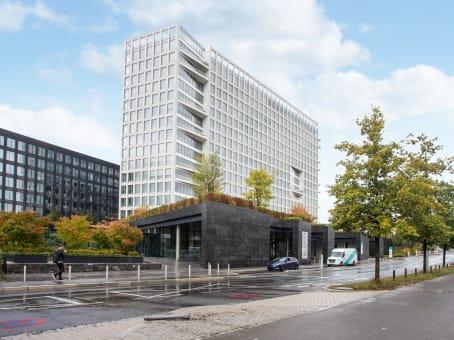Prédio em 2 Rue Edward Steichen, 1st Floor Oksigen Building em Luxembourg 1