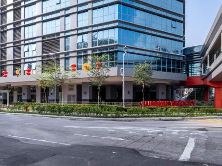 建筑位于Kuala LumpurLevel 3A, Sunway Visio Tower, Lingkaran SV, Sunway Velocity 1