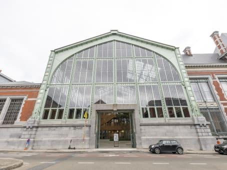 建筑位于BrusselsGare Maritime, Rue Picard 7, Box 100 1