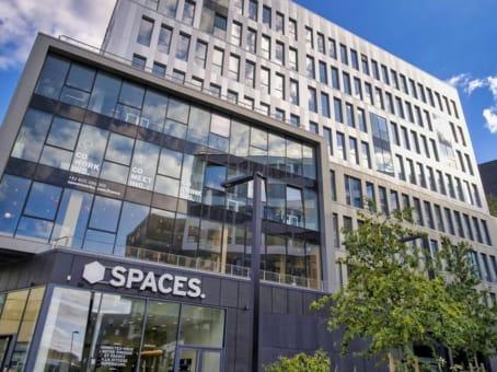 建筑位于BordeauxIlot Quai 8.2, Bâtiment E1 1