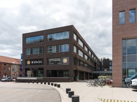 建筑位于GhentGaston Crommenlaan 8 1