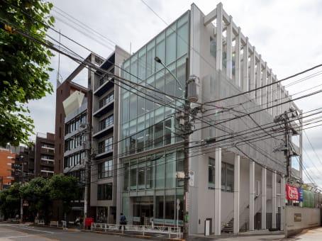 建筑位于Tokyo8-7 Daikanyamacho, 1F-6F Daiwa Daikanyama, Shibuya-ku 1