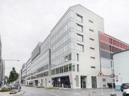 建筑位于FrankfurtLindleystrasse 8 1