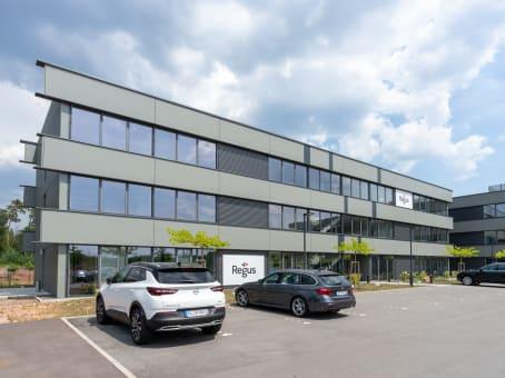 建筑位于KaiserslauternEuropaallee 33 1