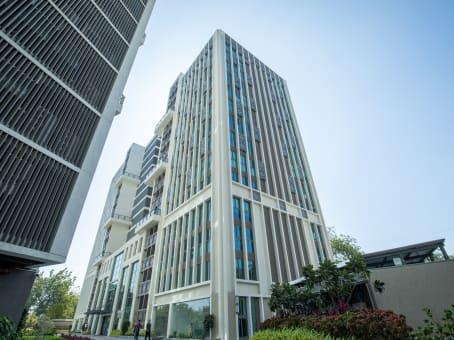 建筑位于Ahmedabad11th Floor, Block-A, Keshavbaug, Vastrapur, Gujarat 1