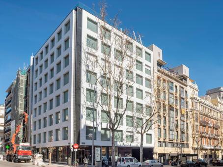 建筑位于MadridCalle de José Abascal, 41 1