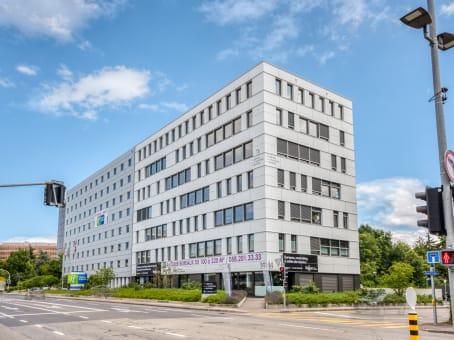 Building at Rue de Pré-Bois 14, Meyrin in Geneva 1