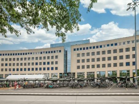 建筑位于AmersfoortStationsplein 13A, Ingang 'De Conducteur'/ Receptie op -2 1