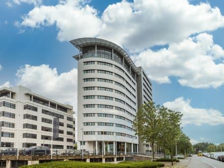 建筑位于RijswijkEinsteinlaan 28 1