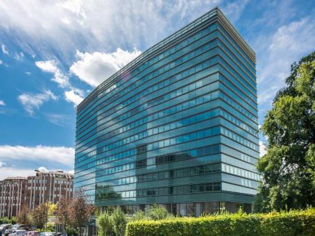 Building at Chemin Pré-de-la-Bichette 1, 6th floor Nations Business Center in Geneva 1
