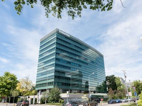 建筑位于GenevaRue Pré-de-la-Bichette 1, 3rd floor Nations Business Center 1