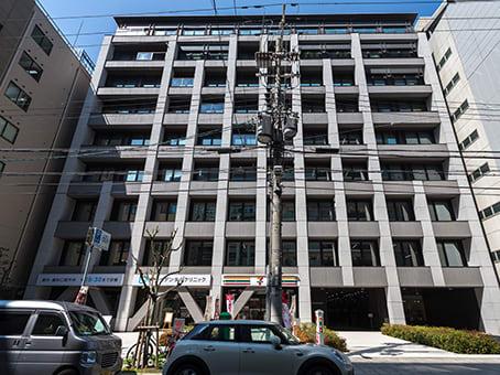 建筑位于Osaka2-5-8 Hiranomachi, 2F/3F Hiranomachi Century Bldg, Chuo-ku 1