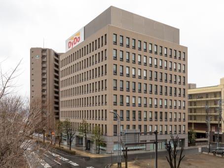 建筑位于Nagago1000-1 Kurita, Choei Nagano Higashiguchi Building 1. 2F, Nagano-Shi 1