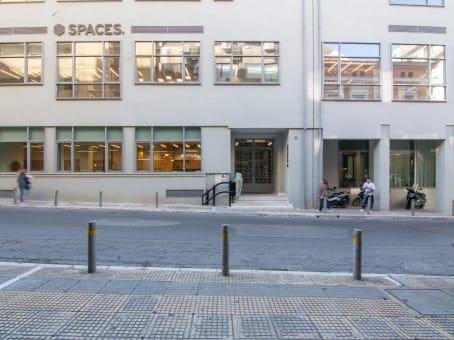 建筑位于AthensSolonos 53 & Sina Str. 1