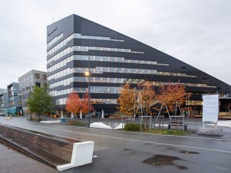 建筑位于TrondheimBrattørkaia 17A 1