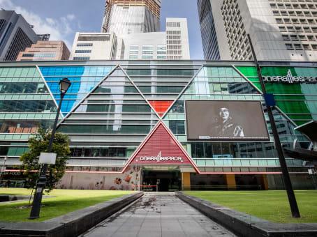 建筑位于Singapore1 Raffles Place, #02-01 One Raffles Place Mall 1