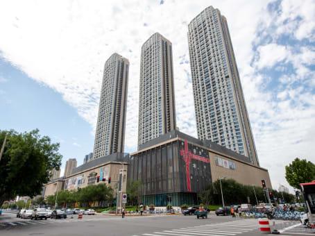建筑位于天津市六纬路238号, 天津嘉里汇3, 4楼, 河东区 1