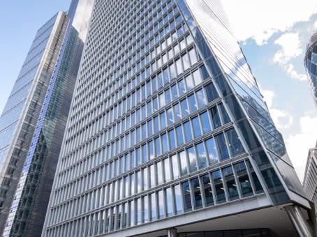 建筑位于London18th & 19th Floors, 100 Bishopsgate 1