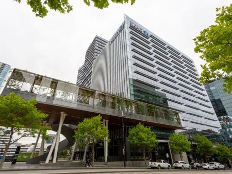 建筑位于MelbourneOne Melbourne Quarter, Level 8, 699 Collins Street, Docklands 1