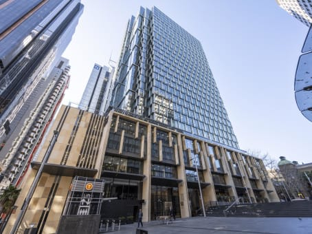 建筑位于Sydney60 Martin Place, Level 1, 2, & 3 1