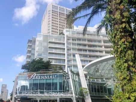 建筑位于Singapore13 Stamford Road, #02-11-26 & #02-31-36 Capitol Piazza 1