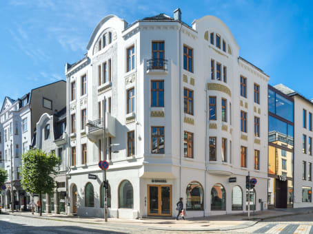 建筑位于BergenVaskerelven 39 1