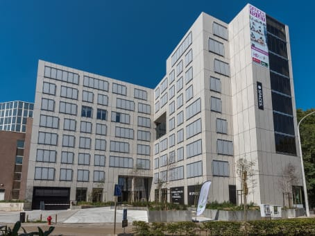 建筑位于AuderghemAuderghem Avenue, Herrmann Debroux 54 1