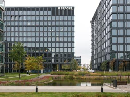 建筑位于Warsaw44, Domaniewska Street, Platinum, 5th and 6th floor, 5th and 6th floor 1