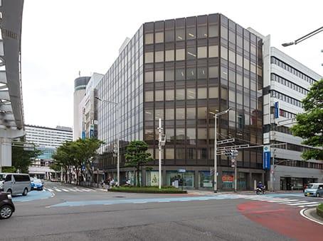 建筑位于Kitakyusyu1-1-1 Komemachi, 6F Kokura Ekimae Hibiki Bldg, Kokura-kita 1