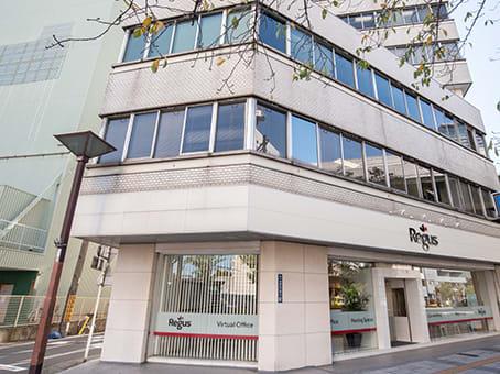 建筑位于Nagoya5-4-14 Meieki, Hanaguruma Building North Building 1F-2F, Nakamura-ku 1