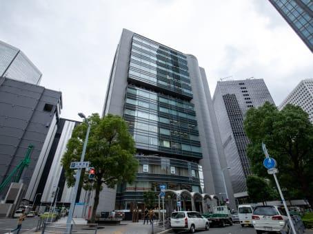 建筑位于Osaka1-12-17, Umeda, Umeda Square Bldg 1F・B1F, Kita-ku 1