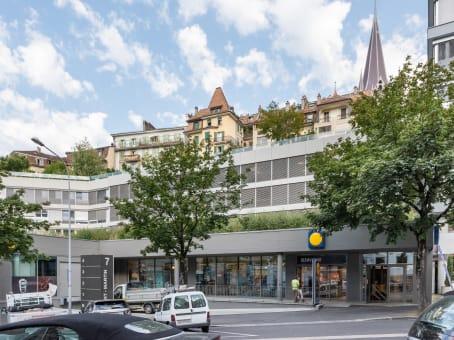 建筑位于LausanneRue Saint-Martin 7, 3rd floor 1