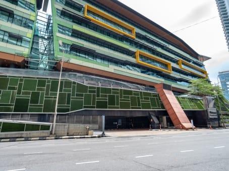 建筑位于Kuala LumpurJalan Stesen Sentral 2, Level 3, 4 & 5, Block D, Platinum Sentral 1