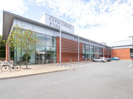 建筑位于MaidenheadConcorde Road, Concorde Park 1