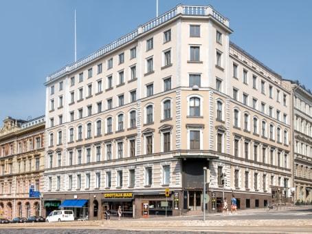 建筑位于HelsinkiErottajankatu 15-17 1