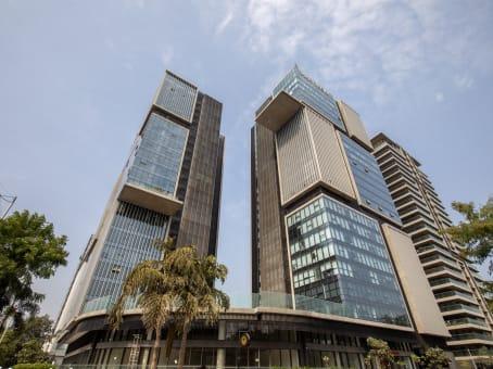 建筑位于AhmedabadPrivillion, East Wing, 2nd & 3rd Floors, SG Highway 1