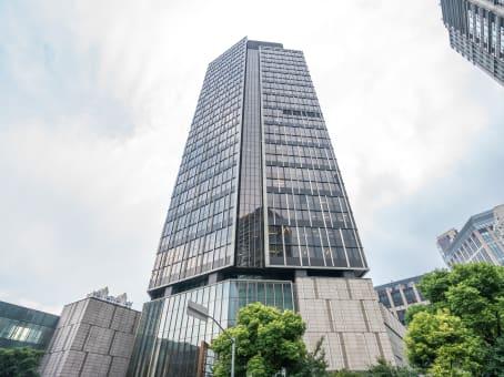 建筑位于上海市湖滨路168号, 无限极大厦26-27楼, 黄浦区 1