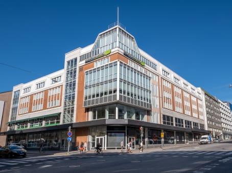 建筑位于TurkuYliopistonkatu 31, 3rd Floor 1
