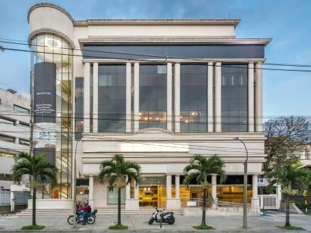 建筑位于MedellinCarrera 43A # 11A-44 1