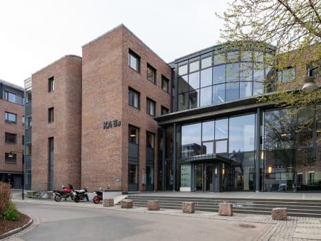 Building at Karenslyst allé 8 b, 2nd. floor in Oslo 1