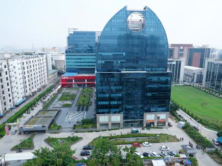 建筑位于NoidaSector 62, A-40, Level 1, Ithum Tower B 1
