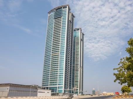 建筑位于Ras al KhaimahLevel 42, Julphar Tower RAK, Al Hisn Road 1
