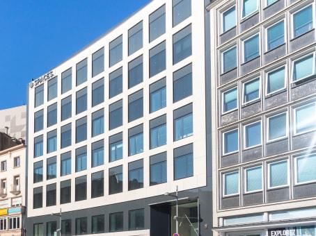 Building at 5 Place de la Gare in Luxembourg 1