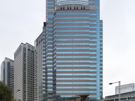 建筑位于Tokyo2-16-1 Kounan, 7F/8F Shinagawa East One Tower, Minato-ku 1
